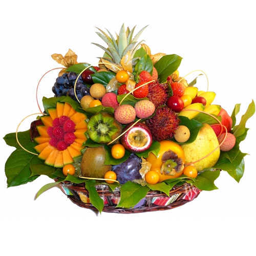 Amazing Bouquet of Fragrant Fruits