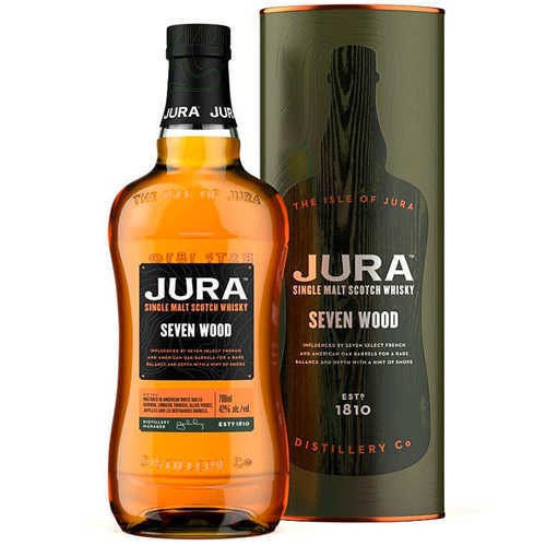 Premier Jura - Diurachs' Own Single Malt Whisky from the Île aux Cerfs