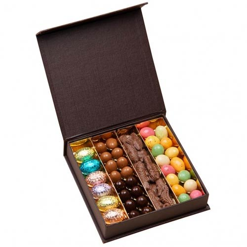 Bright Chocolate Box